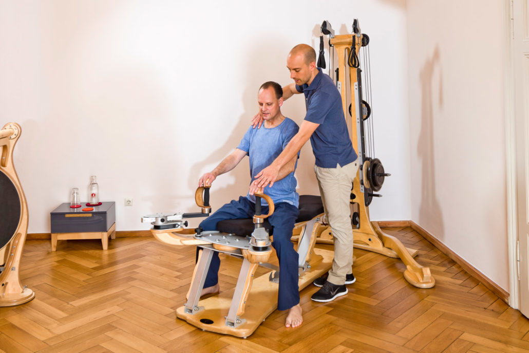 Faszientraining und Schmerztherapie in Freiburg