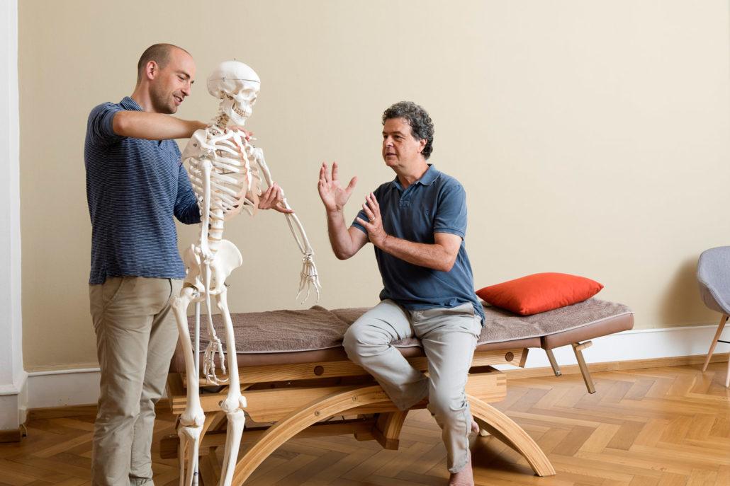 Rückenschmerzen Alternativ behandeln